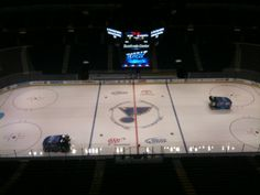Scottrade Center Home of the St. Louis Blues