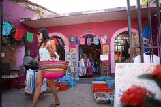 Gypsy Galeria- how have I been to Sayulita twice and never noticed this shop?