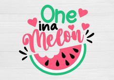 First Birthday Shirts, First Birthday Parties, Birthday Party Themes, First Birthdays, Baby Birthday, Birthday Ideas, Watermelon Clipart, Watermelon Designs, Watermelon Birthday