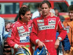 1992: A long season for Senna and Berger