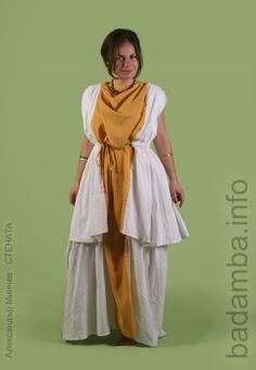 Ancient Thracian woman