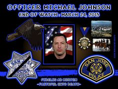 Officer Down, Police Officer, Freedom Fighters, Fire Fighters, Fallen Officer, Police Lives Matter, Michael Johnson, Police Life, All Hero