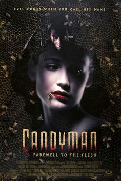 Candyman Farewell to the Flesh - 1995 Enter the vision for. Horror Type and Films Original is name Candyman Farewell to the Flesh. 1995 Movies, Dc Movies, Scary Movies, Good Movies, Movies Online, Movies And Tv Shows, Movie Tv, Films, Horror Movie Posters