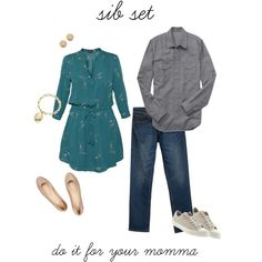 what to wear | grown-up siblings i think this would be a great choice for an engagement session as well