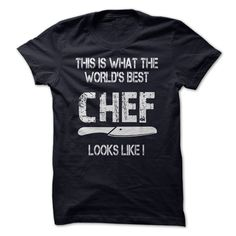 THE WORLDS BEST CHEF