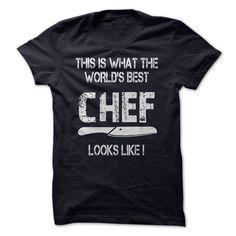 THE WORLDS BEST CHEF T Shirt, Hoodie, Sweatshirt