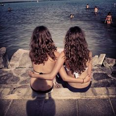 Friends at Lake Balaton ♥