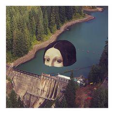 Surrealist Muse by Elizabeth Schindelar on Etsy