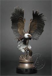 """""""Bald Eagle"""", medium"""