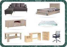ΦΟΙΤΗΤΙΚΟ ΠΑΚΕΤΟ Νο:6 ΣΕΤ 7 ΤΕΜΑΧΙΑ Outdoor Furniture Sets, Outdoor Decor, Home Decor, Decoration Home, Room Decor, Home Interior Design, Home Decoration, Interior Design
