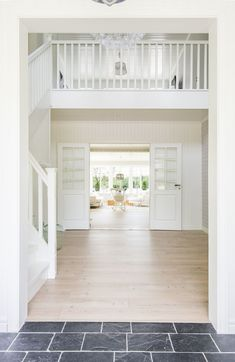 House Entrance, Stairways, Sweet Home, Loft, Interior Design, Bed, Outdoor Decor, Inspiration, Furniture