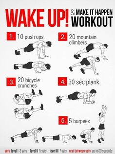 Workout (Fitness Routine Cardio) www. – Cedric Gibson Workout (Fitness Routine Cardio) www. Workout (Fitness Routine Cardio) www. Wake Up Workout, Gym Workout Tips, No Equipment Workout, Fun Workouts, At Home Workouts, Workout Fitness, Weight Workouts, Workout Abs, Morning Workout Routine