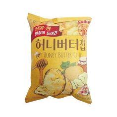 허니버터칩 진정, 정말 맛있는걸까?
