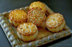 Chińskie ciasteczka księżycowe  月餅