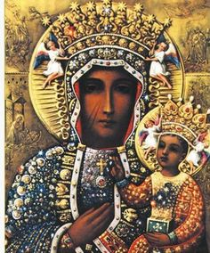 This Our Lady of Czestochowa print measures 8 x 10 . Print is made in Italy and printed in Milan by Fratelli Bonella. Each pack includes three prints that Madonna Art, Madonna And Child, Lady Madonna, Luke The Evangelist, Juan Pablo Ll, Our Lady Of Czestochowa, Blessed Virgin Mary, Catholic Art, Framed Prints