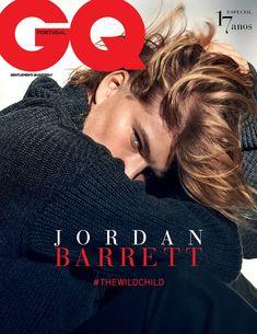 Der Stefashionist: Fashion, Passion & Models: Cover | Jordan Barrett by Branislav Simoncik for GQ Portugal