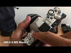 วิธีการใช้ปุ่ม Fn กล้อง Olympus - YouTube