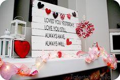 LOVEly sign