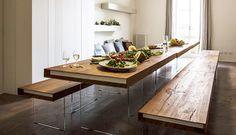 Panca Per Cucina Rustica : Fantastiche immagini su panca per cucina pranzo cucina