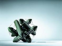 """Peter Sandbichler """"Ohne Titel"""" - aufblasbare Kunstobjekte """"AirWorks"""" gefertigt für die Borealis AG"""