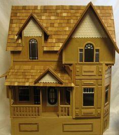 DuraCraft Newberg Dollhouse Kit