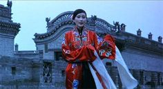 A cinematographic masterpiece! Raise the Red Lantern