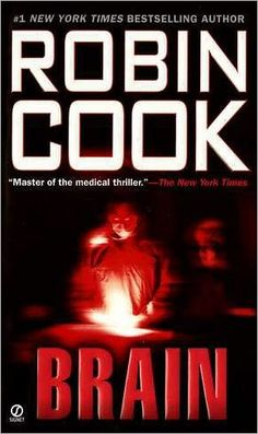 Part of my summer reading list because I love Robin Cook