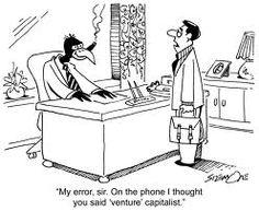 Every entrepreneur's pain...