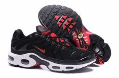 new product bff5e 2cc7f foot locker nike tn homme air max plus tn noir et rouge