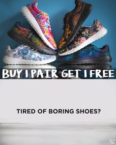 Feel like you're walking on clouds while spreading good vibes with these unique handmade sneakers! Order 1 Pair Get 1 FREE! Limited Time Only is part of Shoe boots - Fashion Shoes, Fashion Outfits, Baskets, Things To Buy, Stuff To Buy, Pretty Shoes, Shoe Closet, Mode Inspiration, Me Too Shoes