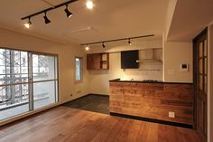 KITCHEN/キッチン/TILE/タイル/フィールドガレージ/FieldGarage INC./リノベーション Apartment Interior, Diy Interior, Kitchen Interior, Room Interior, Kitchen Design, Japanese Home Decor, Japanese Interior, Japanese House, Small Tiny House