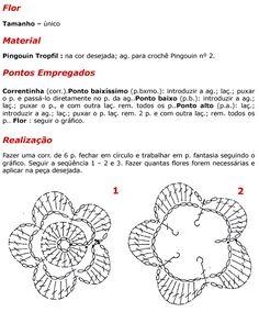 graficos de flor natalina - Pesquisa Google