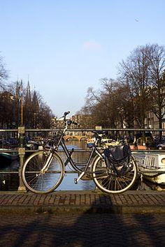 De Hollandse fiets