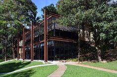 Galeria de Vestiário Clube Campestre / João Diniz Arquitetura - 9
