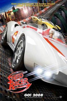Speed Racer (UK) 11x17 Movie Poster (2008)