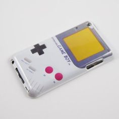 Gameboy Hard Plastic Case for Ipod Touch 4  $3.02 + Free Shipping