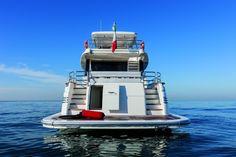 Azimut Magellano 76: Photos | Azimut Yachts official | Luxury yacht sales