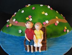 Love by the Jetty Cake by phillipascakes, via Flickr