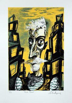 Red Road by John Byrne | Artfinder £400