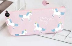 Brand Name: house of noveltyAge: years oldUse: Schools & OfficesNovelty: YesModel Number: pencil bagType: Pencil BagMaterial: FabricType: Pencil Bag Japanese Stationery, Kawaii Stationery, School Equipment, Pencil Bags, School Supplies, Toy Chest, Unicorn, Mystery, Doodles