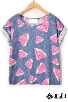 feel like i kind of really need this with my current watermelon obsession