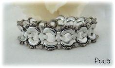 bracelet Julia 10gr de ARCOS® PAR PUCA®  1 sachet de MINOS® PAR PUCA® Miyuki r11…