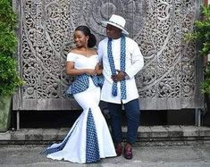 White African Couple Clothing/ Bride and Groom Outfit/ Traditional Wedding/ African Clothing/ Prom Couple Outfit/ Kitenge/ Dashiki/ Kente Kitenge, African Print Wedding Dress, African Wedding Attire, Kenyan Wedding, Yoruba Wedding, African Wear, African Women, African Dress, African Traditional Wedding Dress
