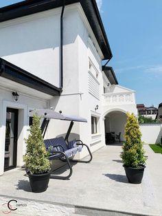 Proiect Casa Rezidentiala Galati – Profile Decorative Home Goods, Interior, Profile, Houses, Design, Decor, Tiny Houses, Modern, Home