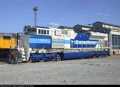 General Motors Locomotive Group (EMDX) EMD SD70ACe at LaGrange, Illinois by Paul M. Rome