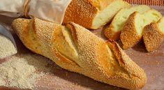 2 Συνταγές για λευκό ψωμί και καλαμποκόψωμο! | ediva.gr Bread, Breakfast, Health, Recipes, Food, Life Hacks, Tips, House, Morning Coffee