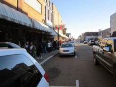 Downtown Union City, TN