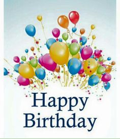 Happy Birthday Wishes Greetings For Friends And Colleges Free Happy Birthday Cards, Happy Birthday Pictures, Happy Birthday Balloons, Happy Birthday Messages, Birthday Quotes, Happpy Birthday, Birthday Love, 50th Birthday, Card Birthday