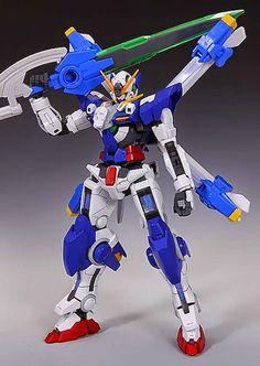 GUNDAM GUY: RG 1/144 Cross Exia - Custom Build