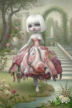 Mark Ryden art